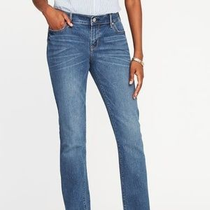Old Navy Mid-Rise Original Boot-Cut Jean for Women